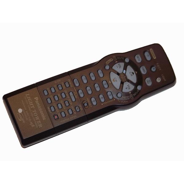 OEM Panasonic Remote Control Originally Shipped With: PVC2580, PV-C2580, PVL2060, Pv-l2060, PVQ2580, PV-Q2580