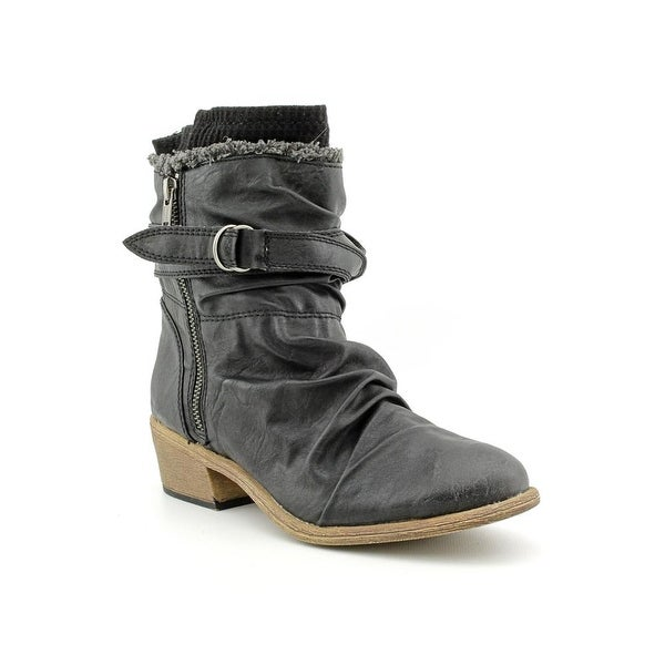 American Rag Wylee Women Round Toe Synthetic Mid Calf Boot