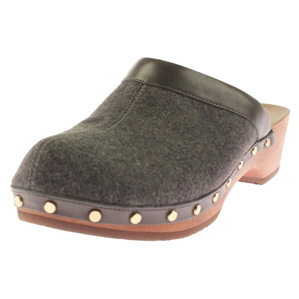Dr. Scholl's Womens Moment Mules Studded