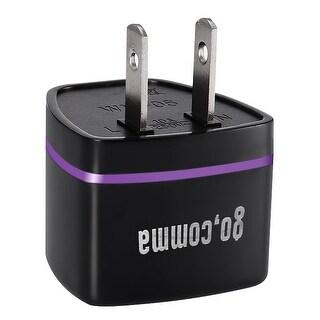 gocomma WN - 06 US Standard Plug Wall Charge Socket Power Adapter