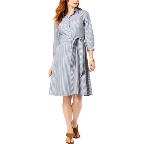 c317be895d Blue Tommy Hilfiger Dresses | Find Great Women's Clothing Deals ...
