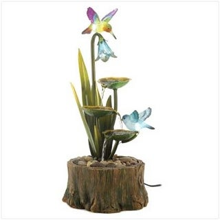 Home Locomotion 10013900 Hummingbird Haven Fountain