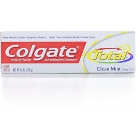 Colgate Total Toothpaste Clean Mint 4.20 oz