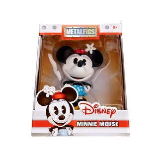 "Minnie Mouse 4"" Metal Figure"