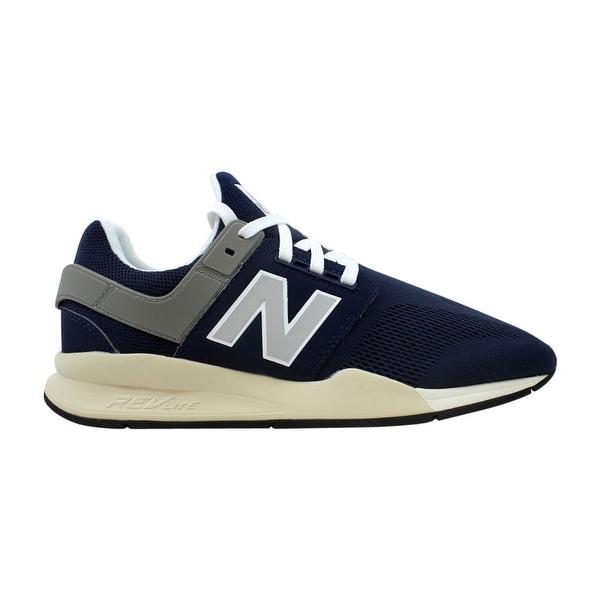 Shop New Balance Men's 247 Navy Blue