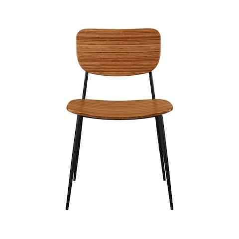 Soho Chair, Amber (Set of 2)