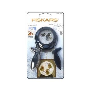 Fiskars Squeeze Punch Large Winter Brrr