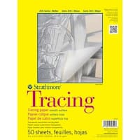 """50 Sheets - Strathmore Tracing Paper Pad 9""""X12"""""""