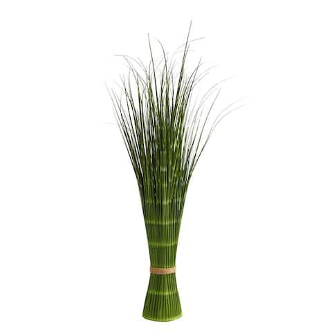 "40"" Onion Grass Artificial Plant - 5"""