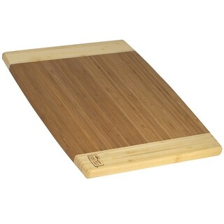 Chicago Cutlery 1079828 Woodworks 12 Inch x 16 Inch Bamboo Board