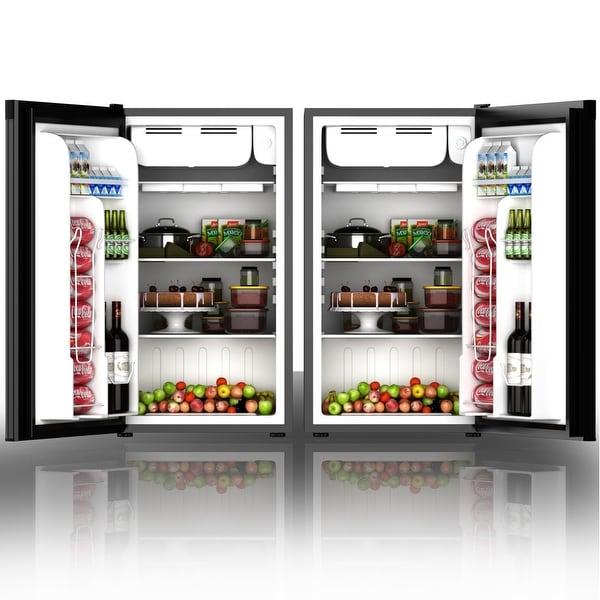 stand up fridge freezer combo