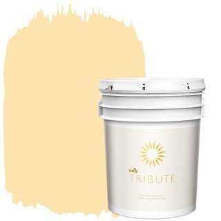Kilz TB-83-5-GAL Golden Feather Interior Paint - 5 Gallon