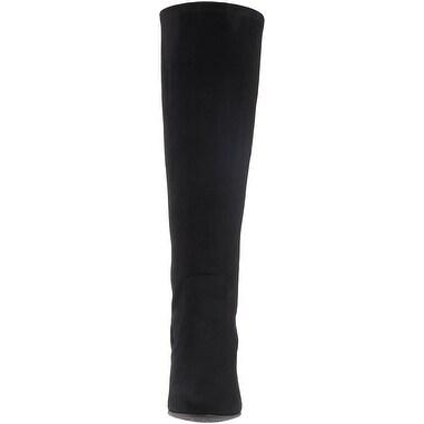 Nine West Women's Kellan-Wide Fabric Winter Boot - 5.5