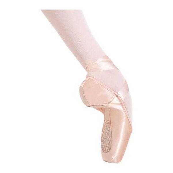 ebce6568fce3 Shop Capezio Dance Women s Cambré Broad Toe  3 Shank Pointe Shoe Petal Pink  - Free Shipping Today - Overstock.com - 25588999