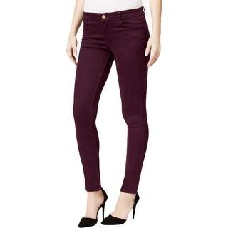 Buffalo David Bitton Womens Hope Skinny Jeans Colored Curvy