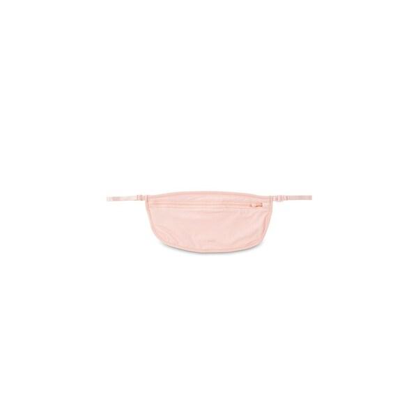 Pacsafe Coversafe S100-Orchid Pink Secret Waist Band w/ Adjustable Elastic Waist