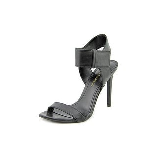 Enzo Angiolini Brodee Open Toe Leather Sandals