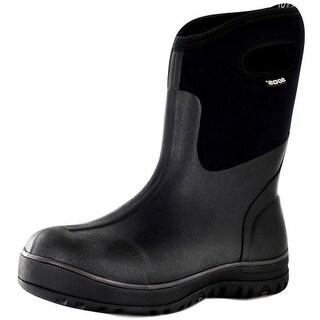 "Bogs Boots Mens 10"" Ultra Classic Mid Rubber Farm"