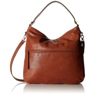 Fossil Corey Leather Hobo Shoulder Bag - One size