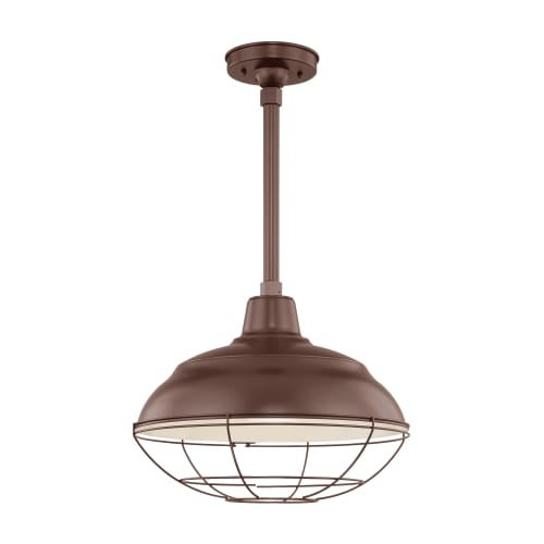 """Millennium Lighting RWHS17 R Series 1 Light 17"""" Wide Industrial Warehouse Shade-Shade Only"""