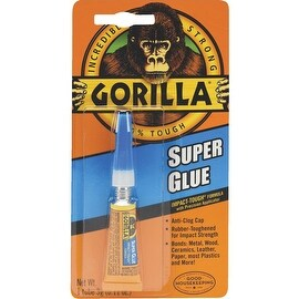 Gorilla 3G Gorilla Super Glue