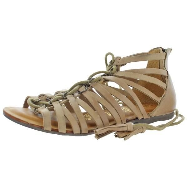 Naughty Monkey Fest Tival Women's Gladiator Sandals