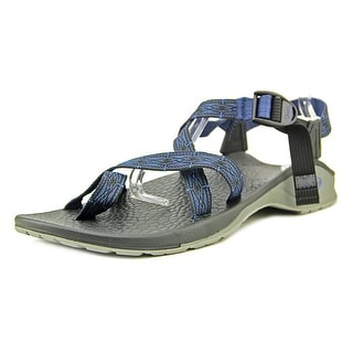 Chaco Updraft 2 Men Open-Toe Canvas Blue Slingback Sandal