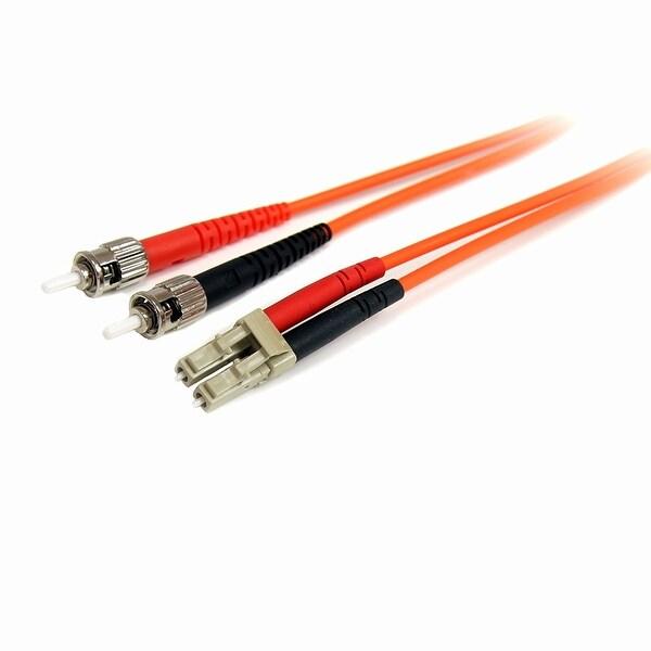 Startech - Fiblcst7 7M Mmf 62.5/125 Duplexnfiber Patch Cable Lc/St Lszh