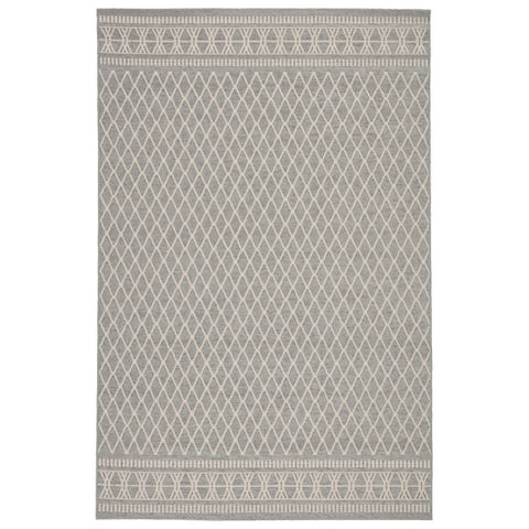 Catriona Indoor/ Outdoor Trellis Area Rug