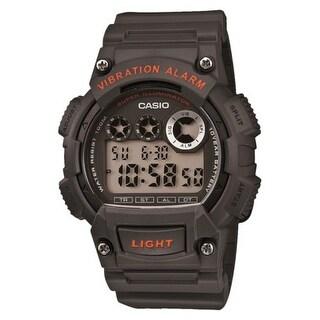 Casio Men's Super Illuminator Black Watch