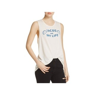 Chaser Womens Tank Top Graphic Hi-Low