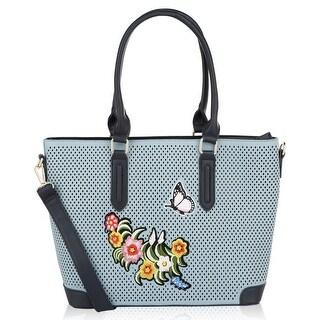 MKF Collection Spiral Designer Handbag by Mia K Farrow
