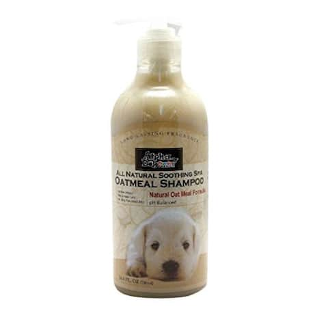 Alpha Dog Series Shampoo & Conditioner - (Oatmeal Formula)