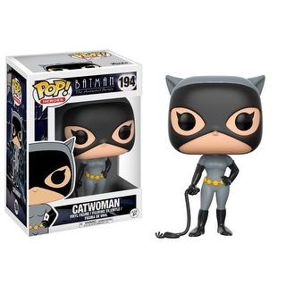 "FunKo POP! Heroes Batman The Animated Series Catwoman 3.75"" Vinyl Figure"