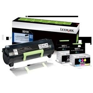 """Lexmark 70C0XKG Lexmark Toner Cartridge - Black - Laser - Extra High Yield - 8000 Page - 1 Pack - OEM"""