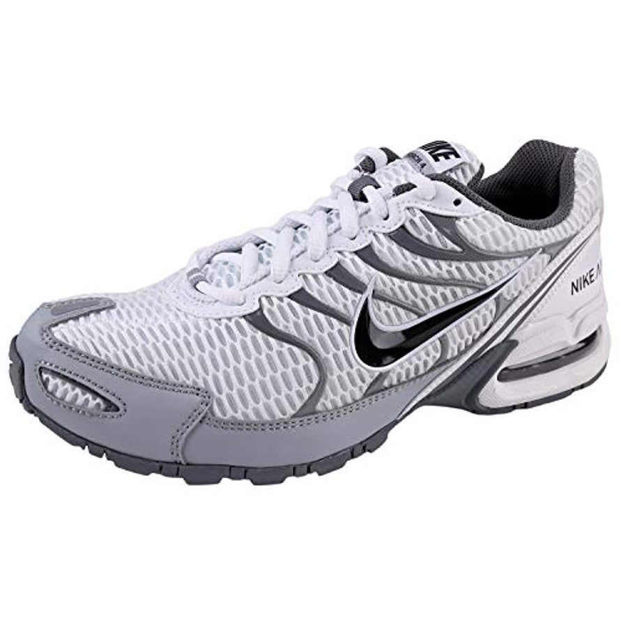 sale uk new design wholesale outlet Shop Nike Mens Air Max Torch 4 Running Shoe (8.5 D(M) US, White ...
