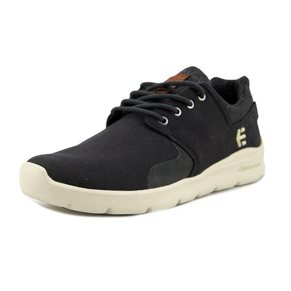 Etnies Scout XT Men Black Raw Skateboarding Shoes