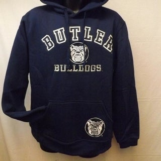 Butler Bulldogs Adult Mens Size XL XLarge Navy Hoodie