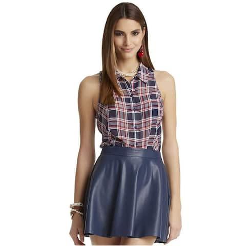 Aeropostale Womens Pretty Little Liars Mini Skirt