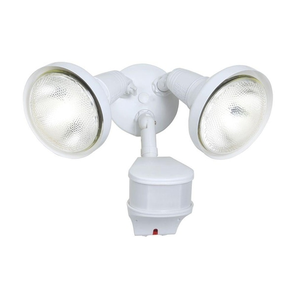 Consumer MS276RDW Precision Plus Doppler Radar Motion-Sensor Floodlight,  White