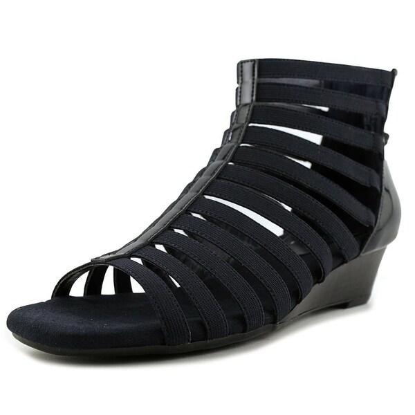 Aerosoles Yet Plane Women Navy Sandals