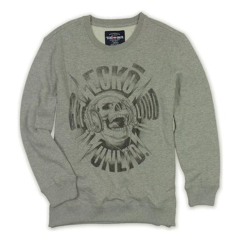 Ecko Unltd. Mens Get Loud Pullover Graphic Sweatshirt