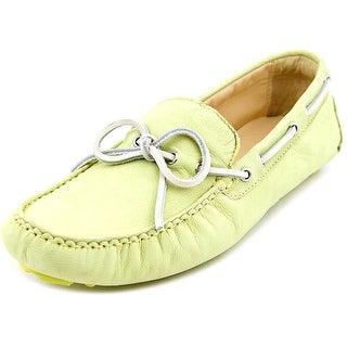 Cole Haan Garnet II Women Moc Toe Leather Loafer