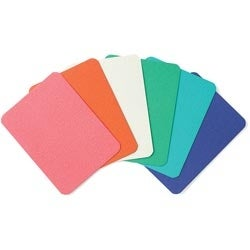 """Coral Edition - Project Life 3""""X4"""" Textured Cardstock 60/Pkg"""