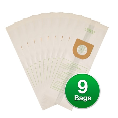 Replacement Vacuum Bag for Hoover Type Z bag Vacuum Model (3-Pack)