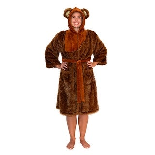 Star Wars Ewok Womens Fleece Costume Robe