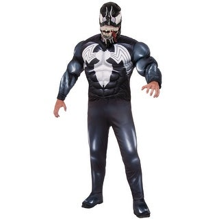Rubies Marvel Venom Adult Costume - Black