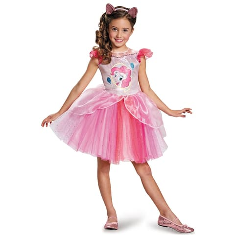 Disguise Pinkie Pie Tutu Deluxe Child Costume - Pink