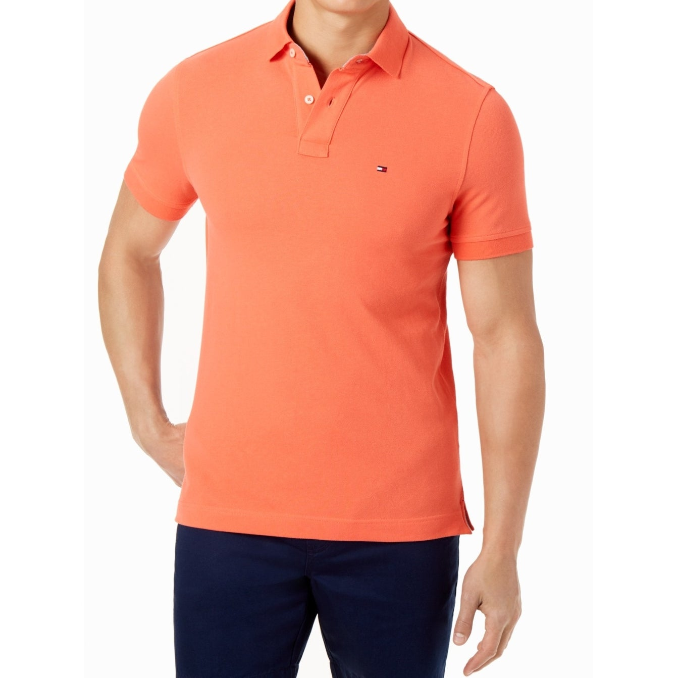 7fa6f522 Tommy Hilfiger Shirts | Find Great Men's Clothing Deals Shopping at  Overstock