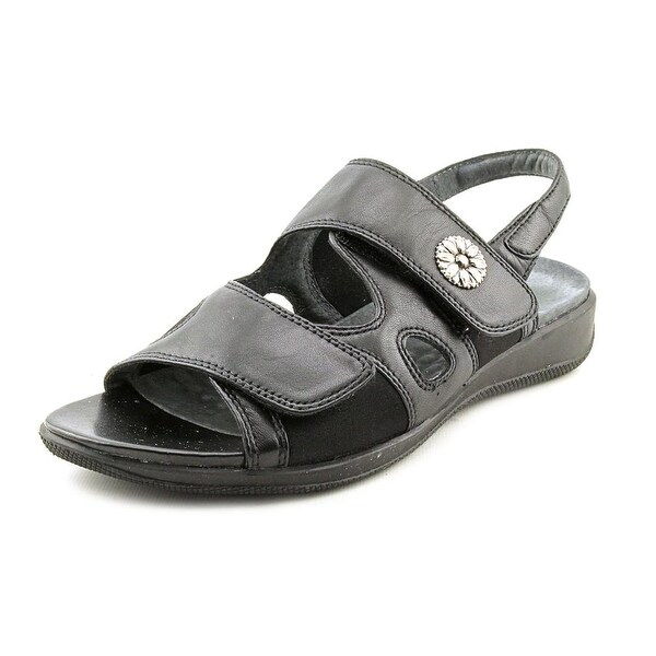 Softwalk Tanglewood   Open-Toe Leather  Fisherman Sandal